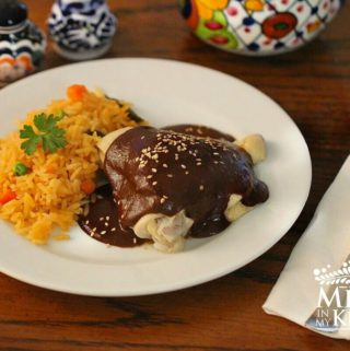 Mole Doña Maria recipe - Mexican Food Recipes - 6