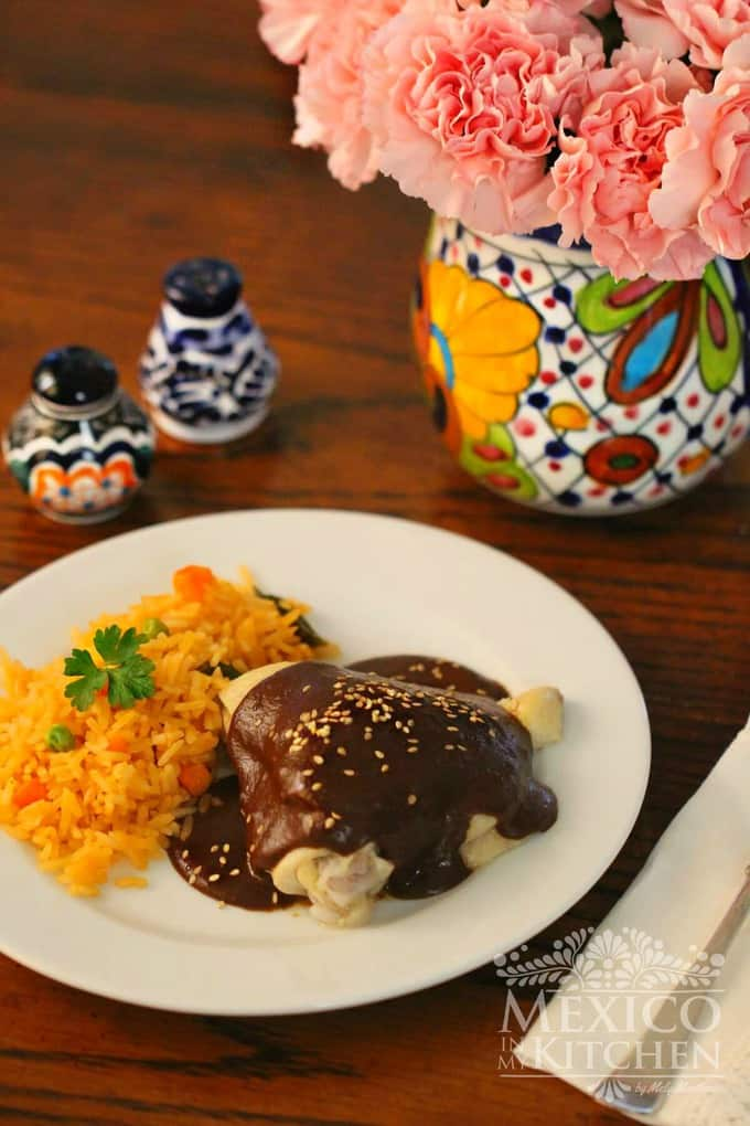 Doña Maria Mole recipe - Mexican food recipe - 1