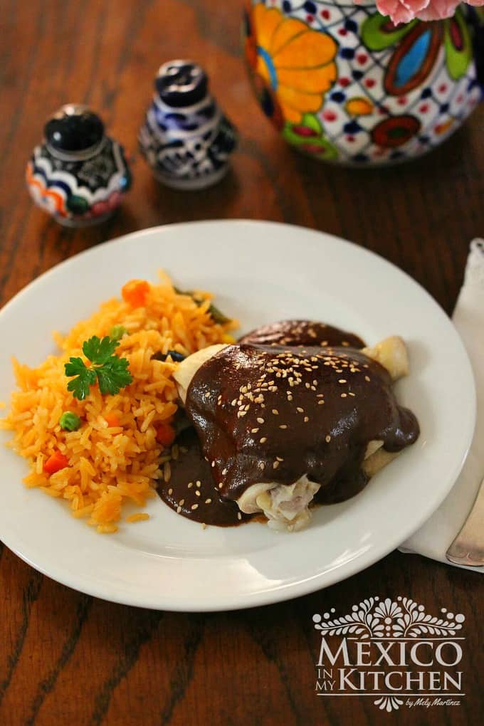 Doña Maria Mole recipe - Mexican Food recipes -1a
