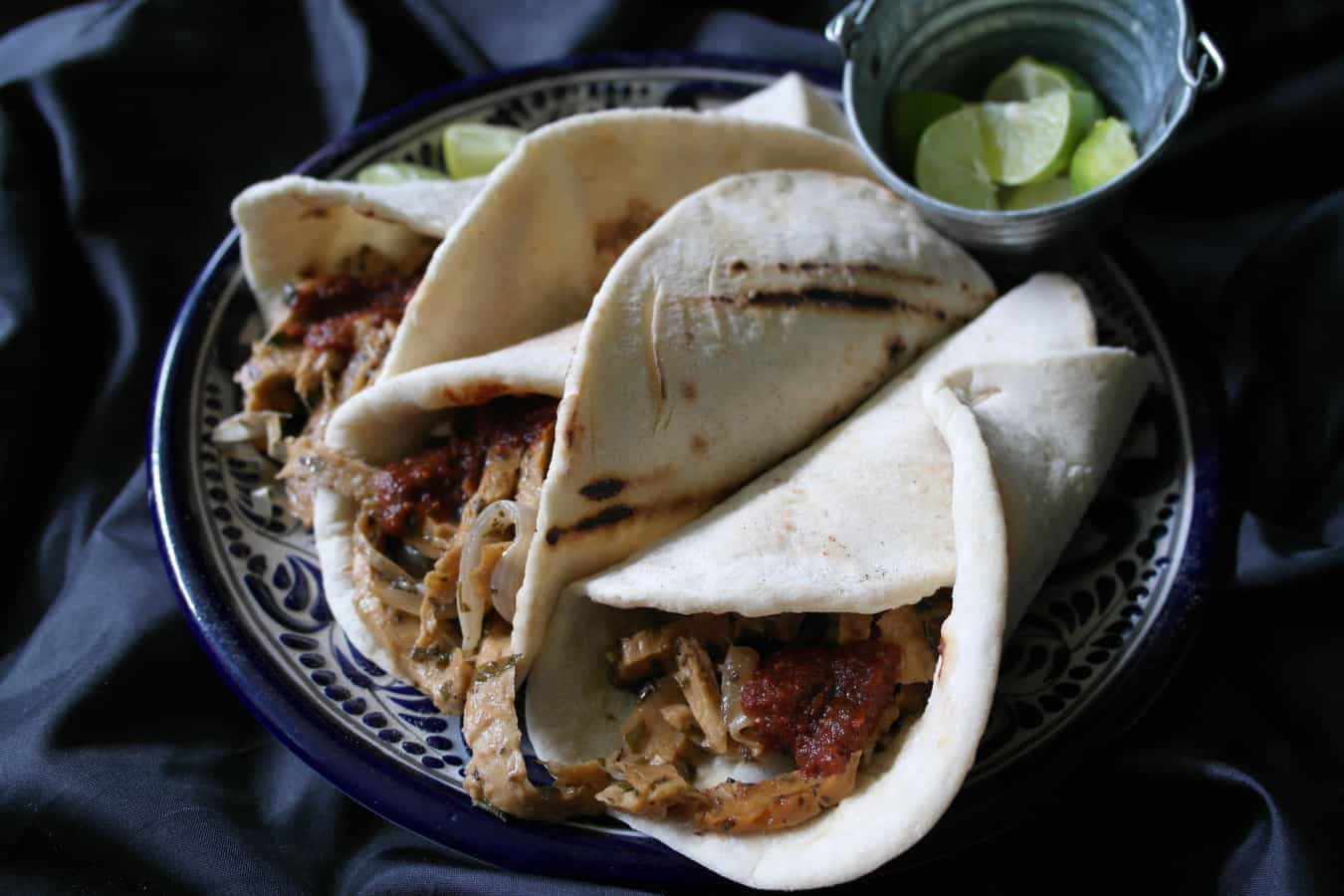 Tacos arabes puebla recipe -1