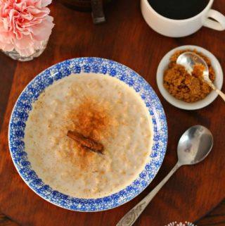 oatmeal recipe -1
