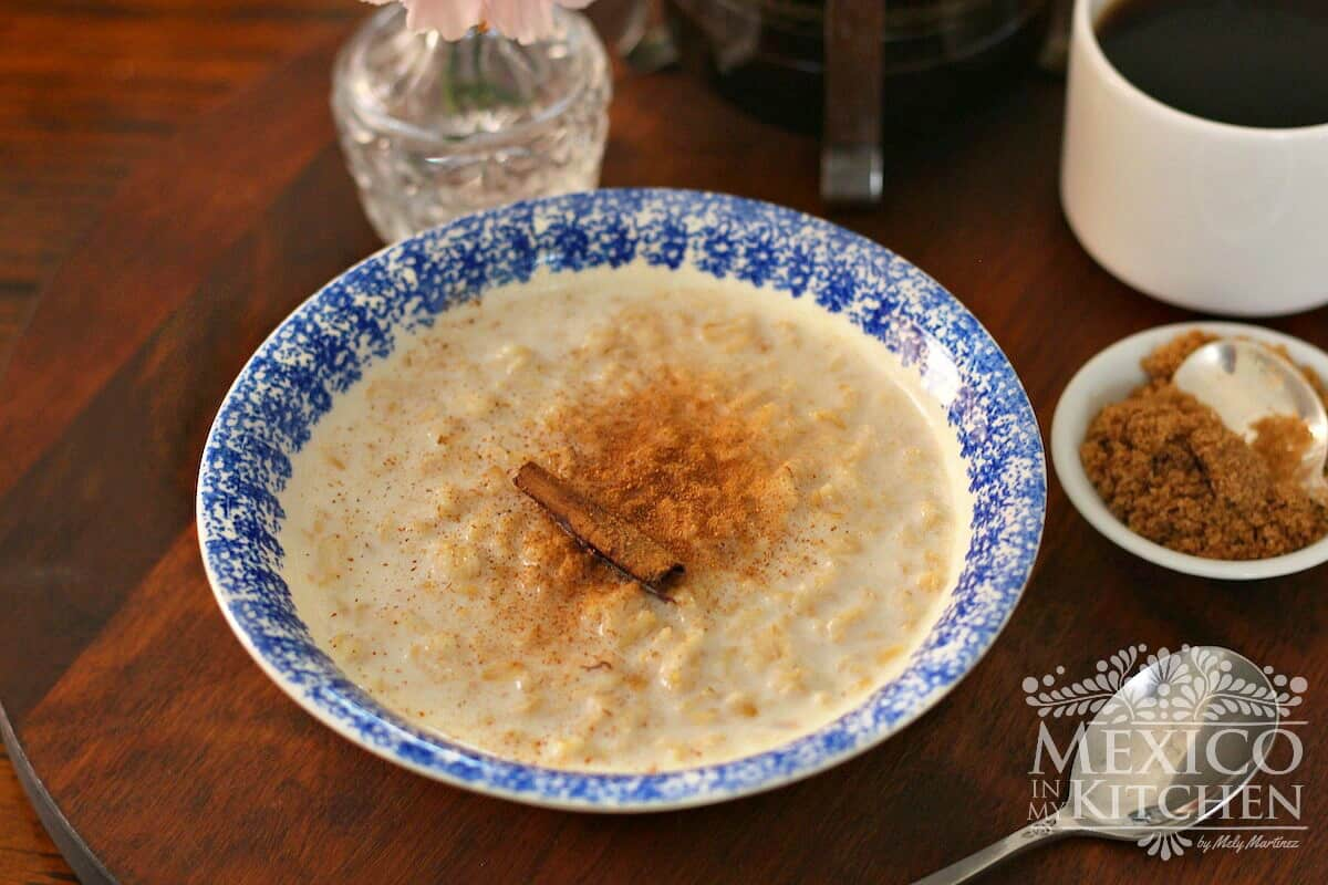 oatmeal recipe with milk really creamy old fashion oats| Mexican food recipes | 2