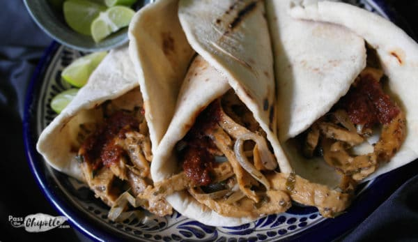 tacos arabes puebla recipe