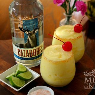 pineapple margarita recipe