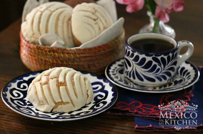 Conchas recipe - mexican pan de dulce bread - 5_4