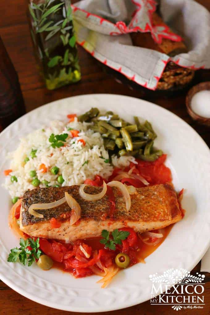 salmon in tomato sauce recipe - 7