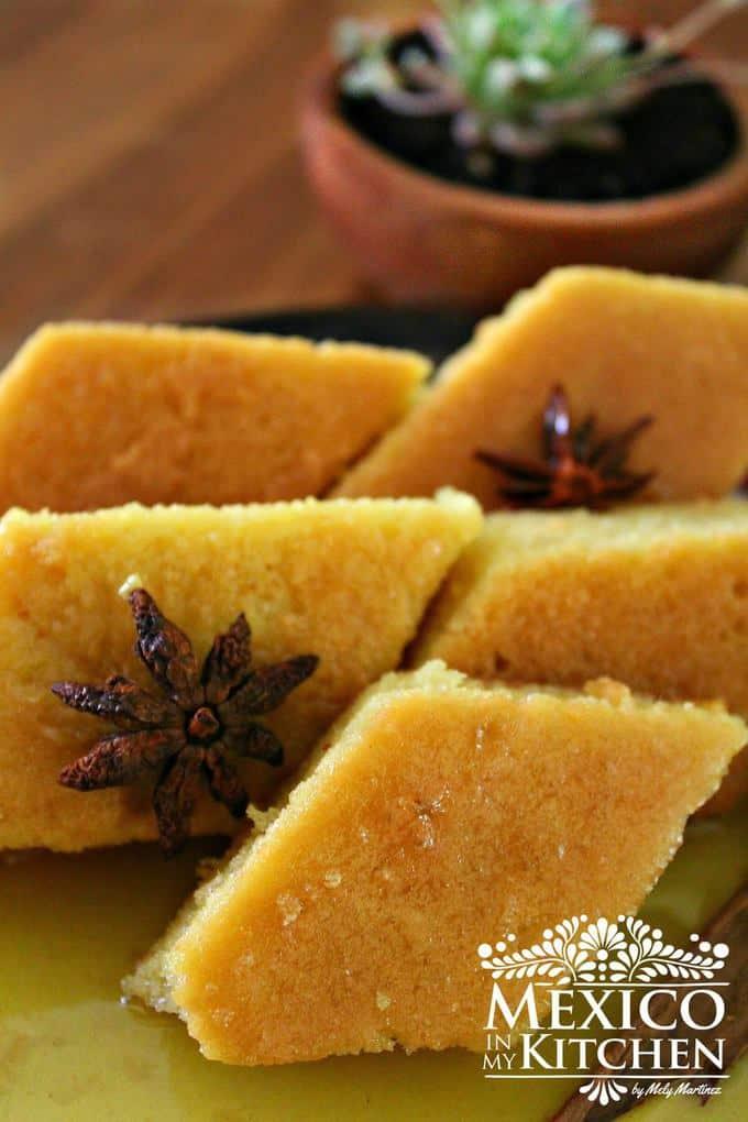 chimbo sweet bread Chiapas