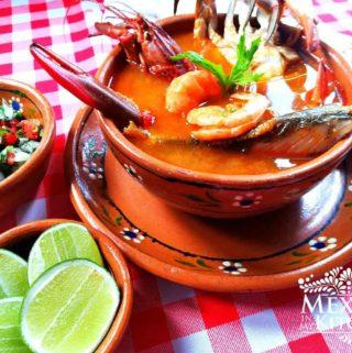seafood recipe caldo de mariscos recipe - 1
