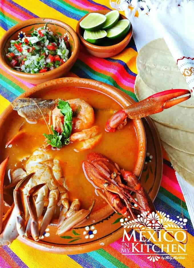 seafood soup recipe caldo de mariscos recipe - 7