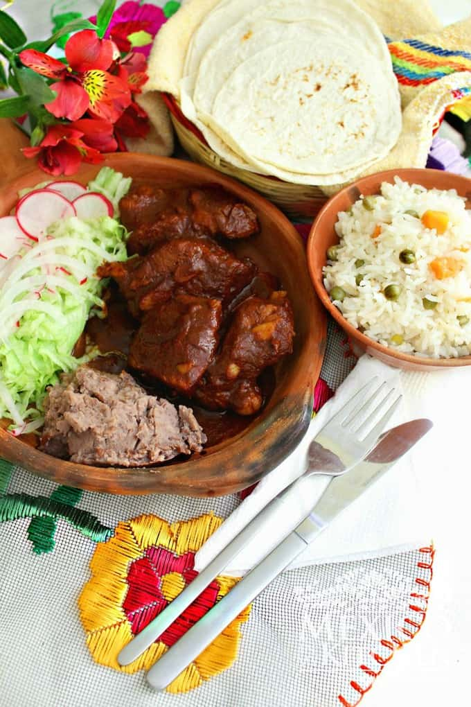 Chiapas Style Roasted Pork recipe