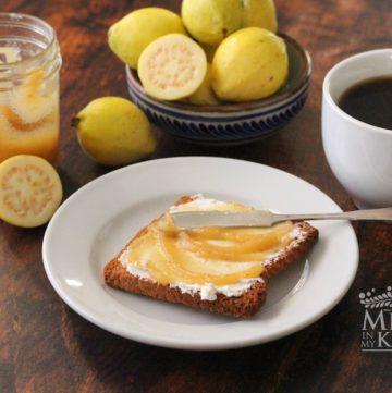 Guava Jam Recipe