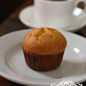mantecadas mexican muffins