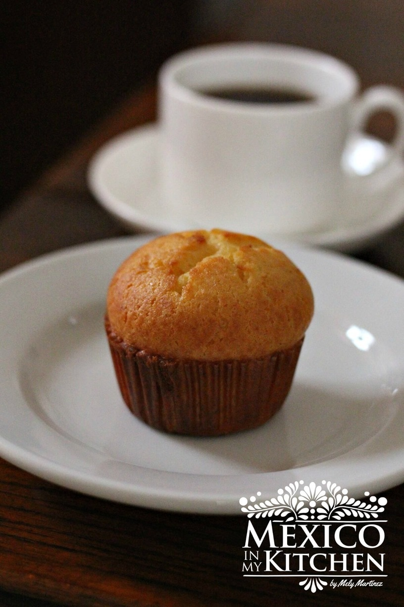 mantecadas mexican muffins, pantry recipes
