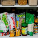 Mexican pantry stock