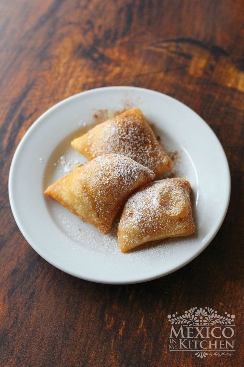 Sopaipilla recipe