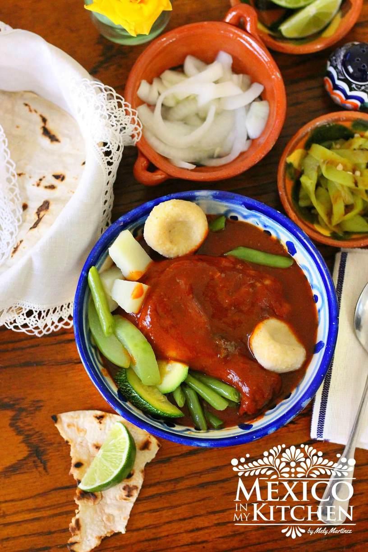 Mole Amarillo Recipe Oaxaca