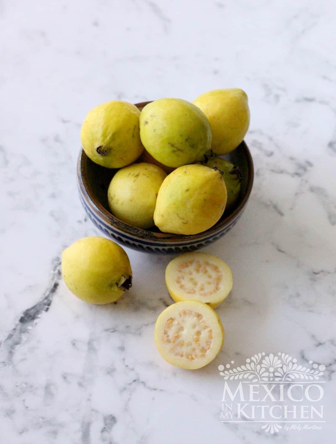 Yellow Guavas