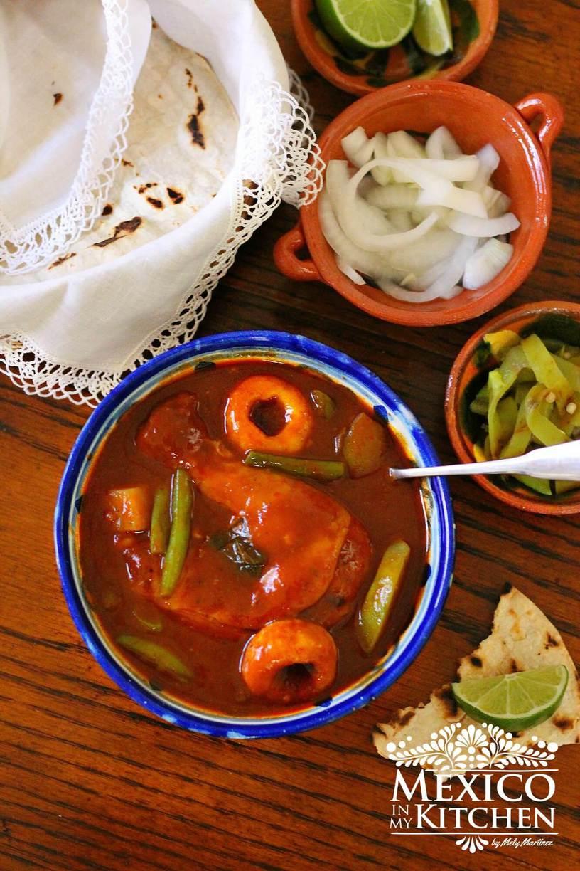 Yellow Mole Recipe Oaxaca