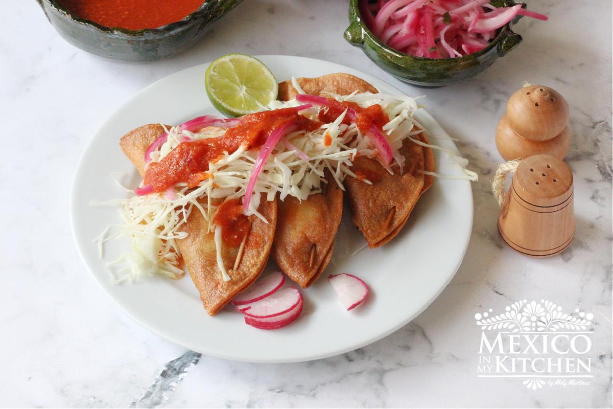 Fish tacos extra crispy