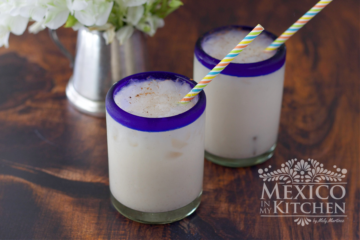rice drink horchata
