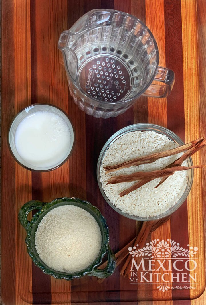 Horchata Mexican  Recipe