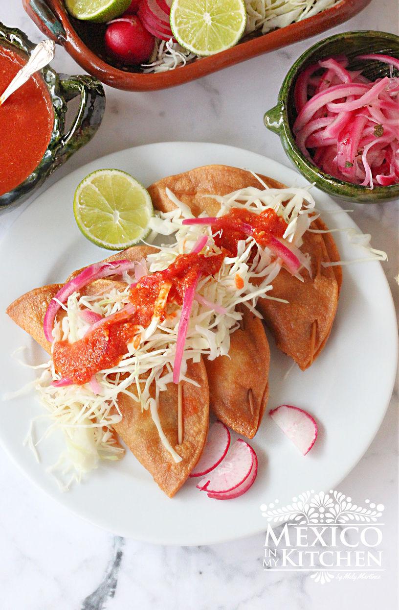 crispy tacos fish